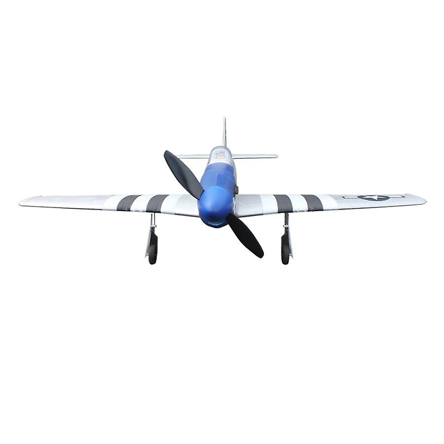 Mini P-51D Mustang RC Plane RTF 2.4Ghz