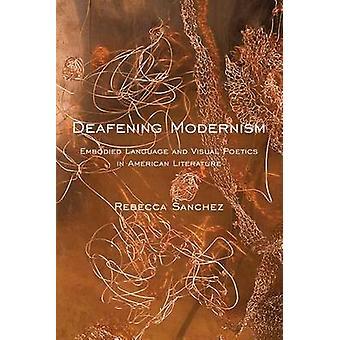 Sprache und visuelle Poesie in der amerikanischen Literatur von Sanchez & Rebecca verkörpert moderne ohrenbetäubend