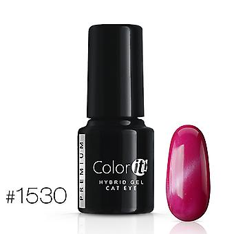 Gellack-Color IT-Premium-Cat Eye-* 1530 UV Gel/LED