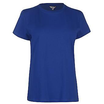 Rock and Rags Womens Yarn Dye  T Shirt Ladies