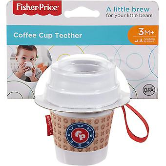 Fisher-Price DYW60 Coffee Cup Teether