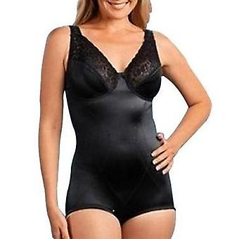 Cortland intimates style 8620 - soft cup body briefer - black