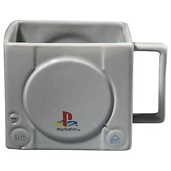 PlayStation Shaped 3D Mug