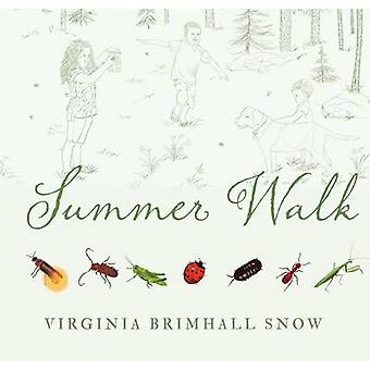 Summer Walk by Virginia Brimhall Snow - 9781423642152 Book