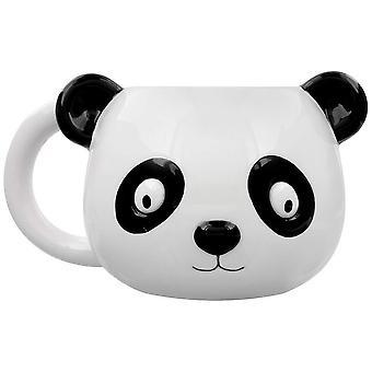 Grindstore mignon Panda tête Mug