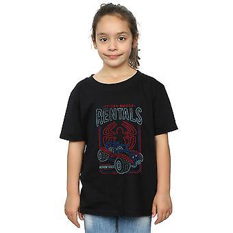 Marvel Girls Spider-Man Spider-buggy Rentals camiseta