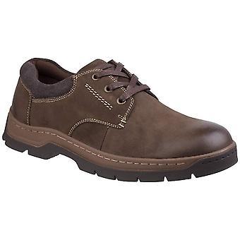 Cotswold Men Thickwood pitsi ylös Nubuck nahka rento kenkä
