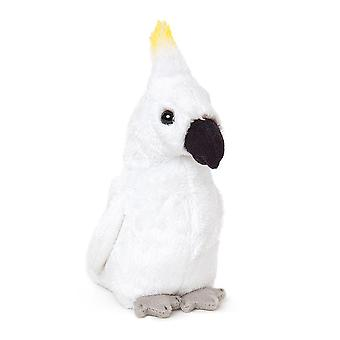 Cuddly Critters Wild Camille Jnr Cockatoo 15cm