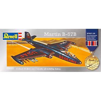 Revell 00025 Martin B-57B 1:80 Plastic Kit