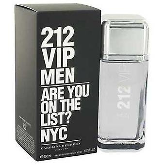 212 Vip By Carolina Herrera Eau De Toilette Spray 6.7 Oz (men) V728-516156