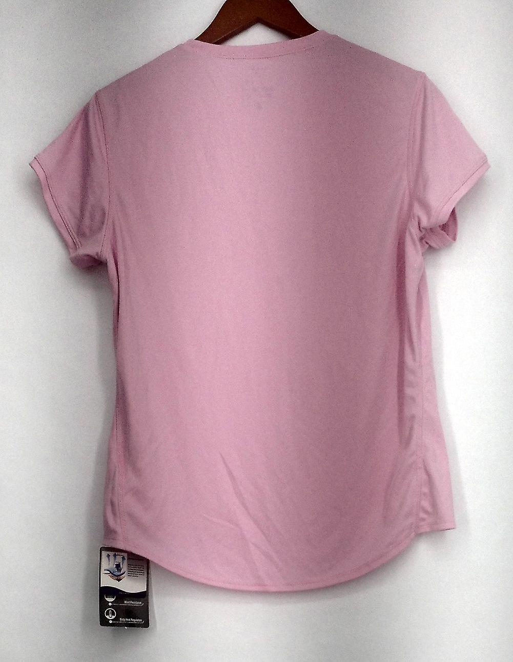 Zorrel Plus Top XXL Short Sleeve w/ Wind Resistance Pink Womens PTC