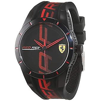 Scuderia Ferrari Clock Man ref. 0830614