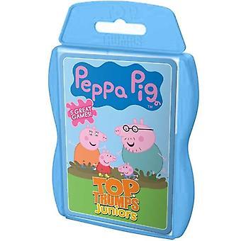 Top Trumps Junior, Greta Gris/Peppa Pig