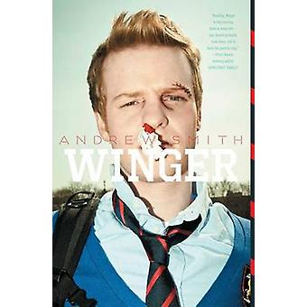 Winger by Andrew Smith - Sam Bosma - 9781442444935 Book