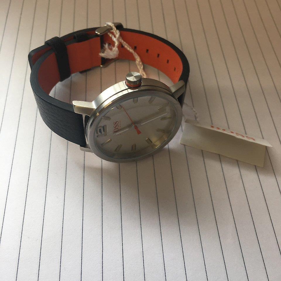 Hugo Boss Orange Men's Silver Dial Bilbao 1550035 Watch