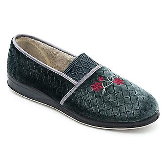Padders Ann Womens Full Slippers