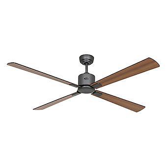 Katto tuuletin ECO NEO III 152 BG musta/teak