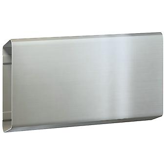 Serafini krant professionele slanke roestvast staal V4A 18 x 30 x 7,5 cm