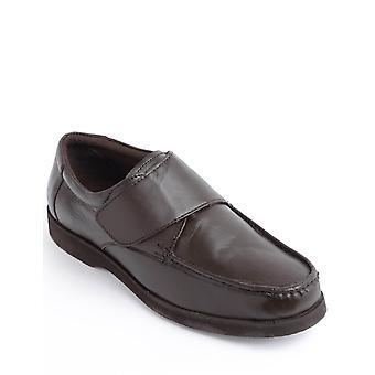 Chums mens moccasin stil komfort touch festing sko