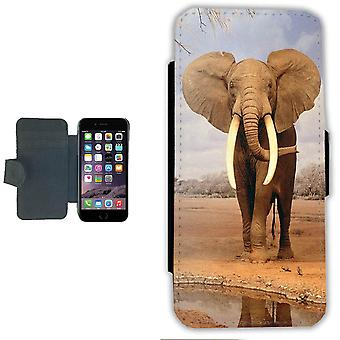 Elephant iPhone 7/8 wallet case Pouch wallet Shell