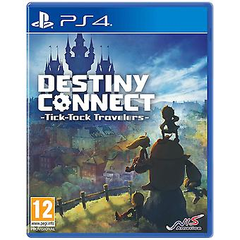 Destiny Connect Tick-Tock Travelers PS4 Game