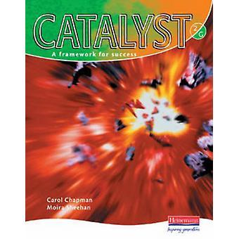 Catalyst 2 groene student boek door Carol Chapman