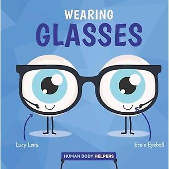 Wearing Glasses by Harriet Brundle