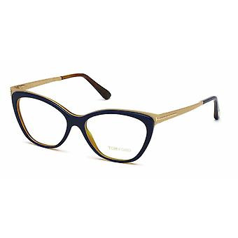 Tom Ford TF5374 090 Shiny Blue