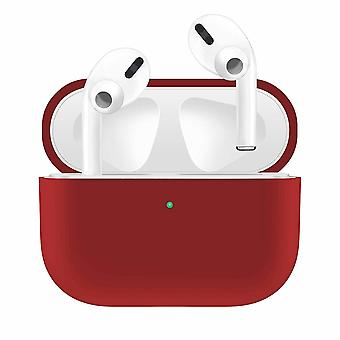 Caso de casca de silicone para Apple Airpods PRO Brown