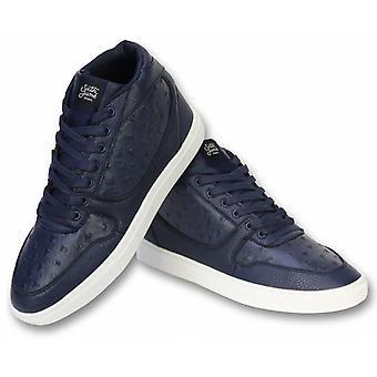 Shoes - Sneaker Nation Peak - Navy