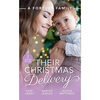 Forever familie hun kerst bezorging door Kate hardy