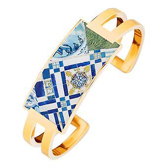 Bracelet Christian Lacroix Bijoux XF11010LD - Bracelet Rigide M�tal Dor� Femme