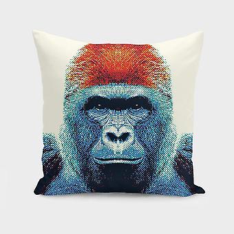 Gorilla - colorful animals  cushion/pillow