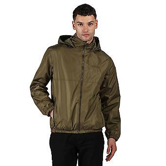 Regata Hombres Ladomir impermeable con capucha chaqueta duradera