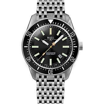 Ball DM3108A-SCJ-BK Engineer Master II Skindiver II Wristwatch Black
