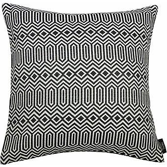 Mcalister textiles colorado cojín negro geométrico