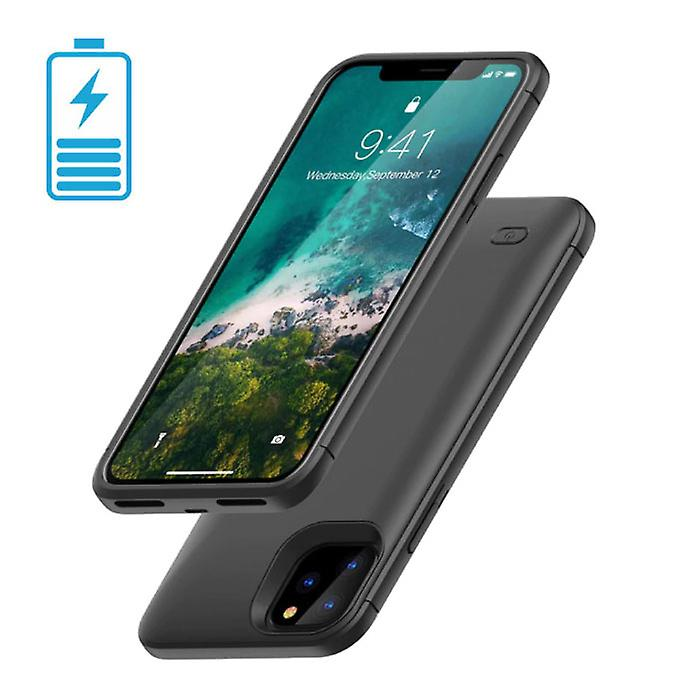 Stuff Certified® iPhone 11 Pro 4000mAh Slim Powercase Powerbank Charger Battery Cover Case Case Black