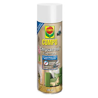 COMPO Chrysanthol® Fly Spray, 500 ml