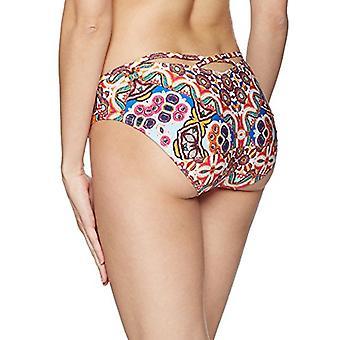 Kenneth Cole REACTION Femmes-apos;s Casablanca Strapped Back Hipster Bikini Bottom,...