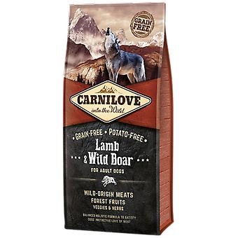 Carnilove Adult Lamb & Wild Boar (Dogs , Dog Food , Dry Food)