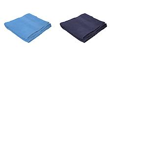 Jassz Plain Towel 50cm 100cm (350 GSM) (Pack of 2)