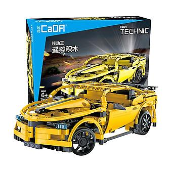 CaDFI, Radio Controlled Car - Yellow