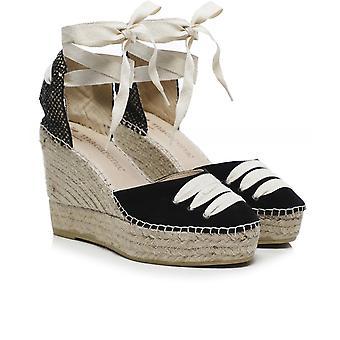 Macarena Alba8 Espadrille Wedge Sandals