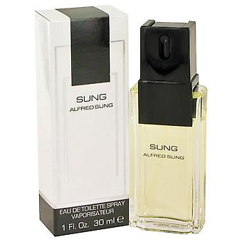 Alfred Sung Eau De Toilette Spray por Alfred Sung 1 oz Eau De Toilette Spray