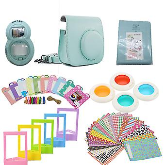 Accessory Sets for Fujifilm Instax Mini 8/9-Ice Blue
