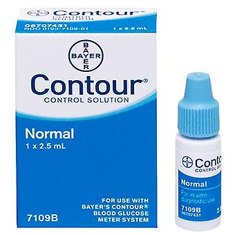 Bayer ascensia microfil control, normaal, 2,5 ml