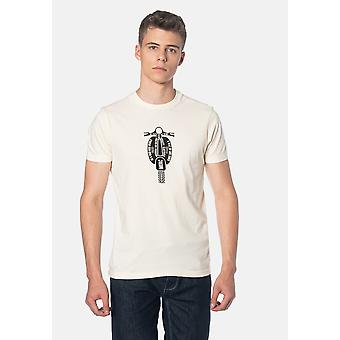 Merc CULLUM, Scooter Printed Men's T-Shirt