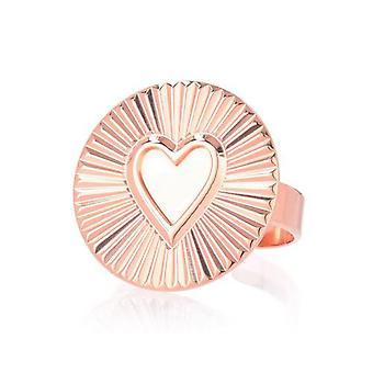 Ring Ley Nat day sun pink dor heart