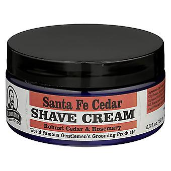 Colonel Conk's Natural Shave Cream - Santa Fe Cedar - 160ml