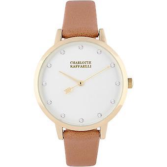 Ver Charlotte Raffaelli CRW18056 - Reloj de mujer